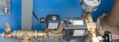 Überdruckkapselungssystem mit Magnetventil